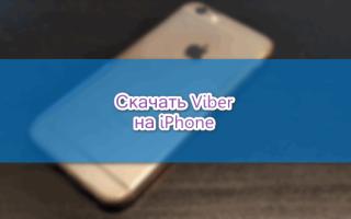 Как скачать Viber на iPhone, обзор возможностей мессенджера