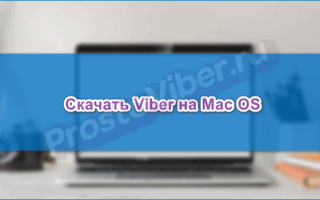 Скачать Viber для Mac OS на русском языке бесплатно