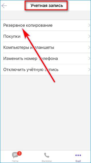 Копирование на Айфоне
