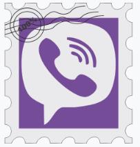 Лого почтовая марка