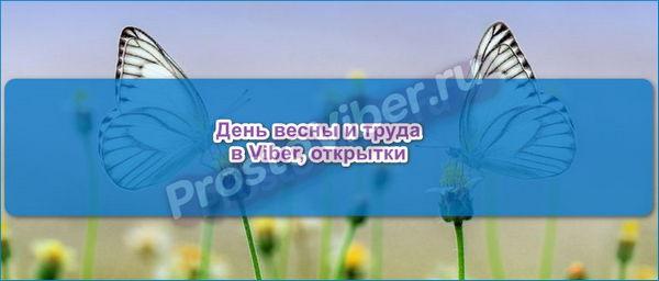 День Весны Вибер